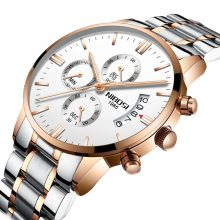 Men's Luxury Stainless Steel Wristwatches